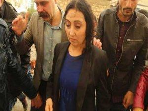Silvan'da Yüksekdağ'ın da katıldığı yürüyüşe polis saldırısı