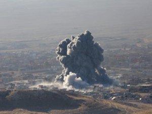 Şengal'deki IŞİD'li teröristler ablukada