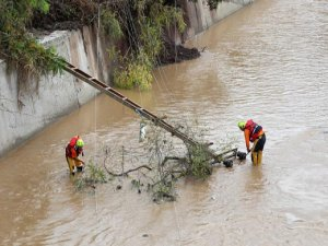 Artvin'deki aşırı yağışlar 2 kişinin ölümüne neden oldu