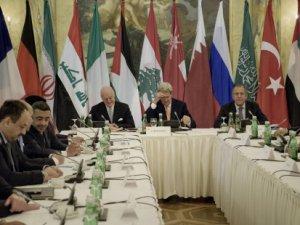Suriye konusunda anlaşma sağlandı; 6 ay geçiş süreci, 18 ay sonra seçim