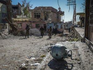 Silvan'da 500 Ev Harabeye Döndü Elektrik ve Su Verilemiyor