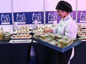 G20 Liderler Zirvesi'nde 40 bin çalışan hizmet verdi