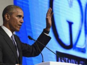 Obama'dan 'güvenli bölge'ye veto