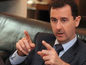 Suriye Devlet Başkanı Esad da şartını açıkladı