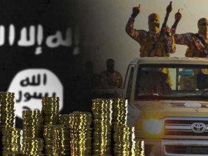 IŞİD'e para yollayan ülkeler!
