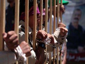 İsrail hapishanelerinde 400 Filistinli çocuk bulunuyor