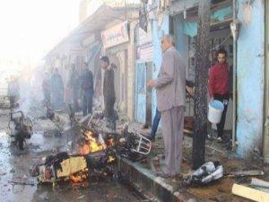 Tel Abyad'da canlı bomba saldırısı; 2 ölü, 16 yaralı
