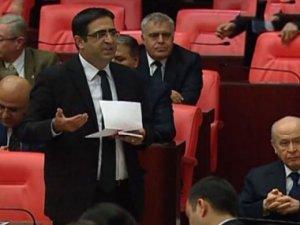 Meclis'te Nusaybin tartışması