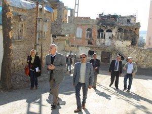 Kürt partilerinden Silvan ziyareti