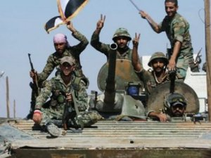 Suriye ordusu iki şehri daha IŞİD'in elinden aldı