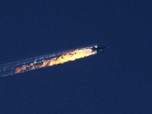 Türk Jetleri,Rusya Savaş Uçağını Vurdu