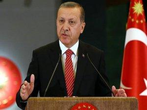 Erdoğan: DAİŞ çıkardığı petrolü Esed'e satıyor