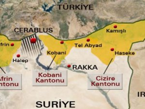 Rojava'da Yeni Rota Cerablus