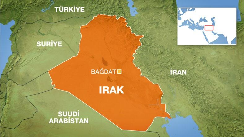 Bağdat'ta kontrol noktasına saldırı