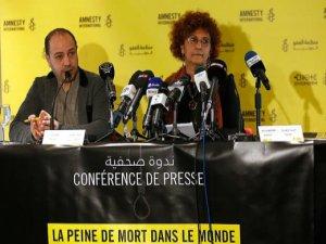 Af Örgütü'nden idam cezasının kaldırılması çağrısı