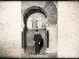 Muhammed İkbal Kurtuba Camii'nde | FOTO