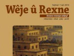 Kürt edebiyatında yeni bir sayfa