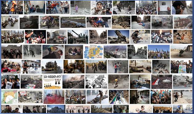 Suriye'de 1095 gündür kardeş kanı akıyor