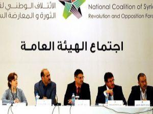 Suriyeli muhalifler İspanya'da toplandı