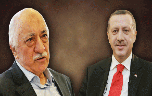 Erdoğan da Gülen'e gitmiş