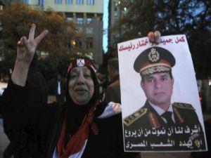Sisi'den cumhurbaşkanı adaylığı sinyali