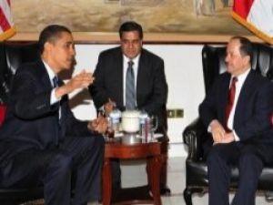 Barzanî, ABD'yi ziyaret edecek
