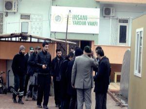 Kilis İHH görevlisi serbest bırakıldı