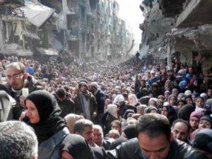 Suriye'deki İnsani Kriz[ANALİZ]