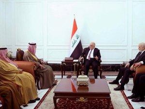 Suudi Arabistan diplomasisi 14 yıl sonra Bağdat'ta