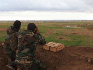 Suriye ordusu, El Bab'ın güneyindeki Tadef'i geri aldı