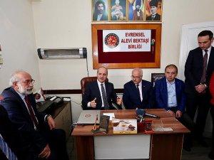 Kurtulmuş: Hazreti Ali'nin doğum gününü Ankara'da kutlayacağız