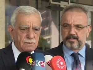 Ahmet Türk: Barzani Kürtler için önemli bir aktör
