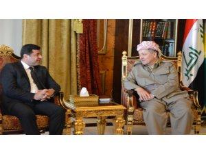 Başkan Barzani, Demirtaş'ın serbest bırakılmasını istedi