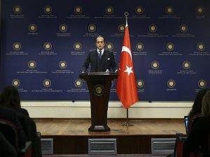 Türkiye'den Kurz'un açıklamalarına tepki