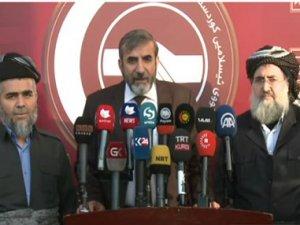 3 İslami parti 'Bağımsızlık' dedi
