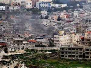 Lübnan'daki Filistinli mülteci Kampında Kanlı Çatışma