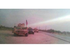 Amerika askerleri Minbic'de