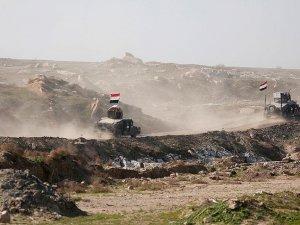 Musul'da 151 DEAŞ militanı öldürüldü