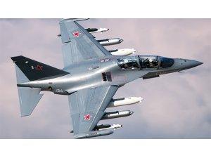 ABD'li general: Rus uçakları QSD'ye saldırdı