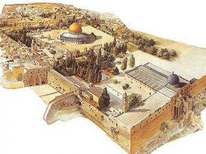 Siyonist İsrail'in MESCİDİ AKSA Planları Hızlandı