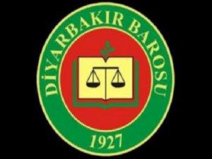 Diyarbakır Barosu'da Emin Çölaşan hakkında suç duyurusunda  bulundu