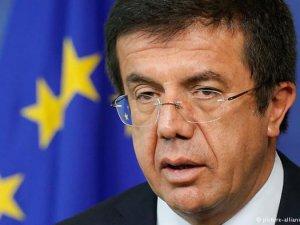 Ekonomi Bakanı Zeybekçi'ye Almanya'da Salon Engeli