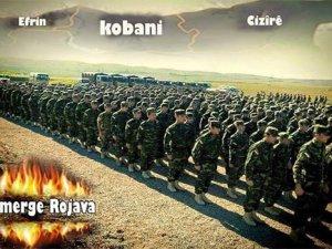 Rojavalı peşmergeler sınırda!