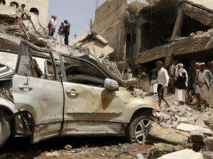 ABD'den Yemen'e 20 Hava Saldırısı