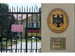 Almanya'nın Türkiye Büyükelçisi, Dışişleri Bakanlığı'na çağrıldı