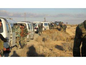 Suriye: Tedmur'da kontrol sağlandı