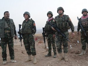 Peşmerge ile YBŞ güçleri arasında çatışma!