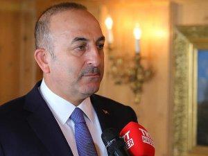 Çavuşoğlu:Türkiye'nin patronu değilsiniz