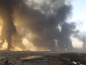 Musul'da Kimyasal Tehdidi