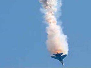 'Hatay'da Savaş Uçağı Düştü' İddiası